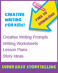 Creative writing for kids - writing prompts, writing worksheets, story ideas