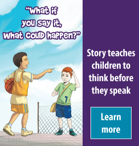 Stories that teach respect to kids from Talking Tree Books
