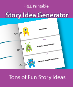Story idea generator makes countless story starters