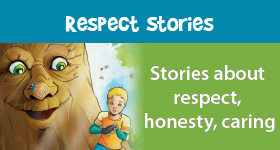 Character education worksheets, books for teaching respect, honesty, self control, caring