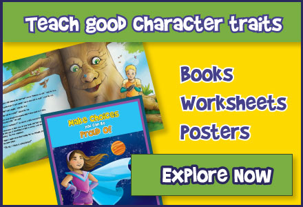 Great books for kids that teach good character traits