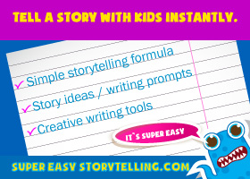 Creative writing website for kids