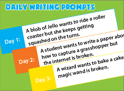 creative writing prompts for kids A collection of the finest online writing games for kids.
