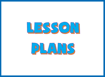 Free language arts lesson plans- Creative writing lesson plans